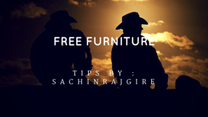 Free Used Furniture